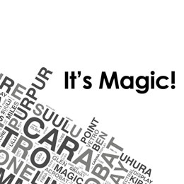 It's Magic!