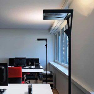 10 Stehleuchten Büro