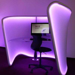 12 Flexible lineare LED Module