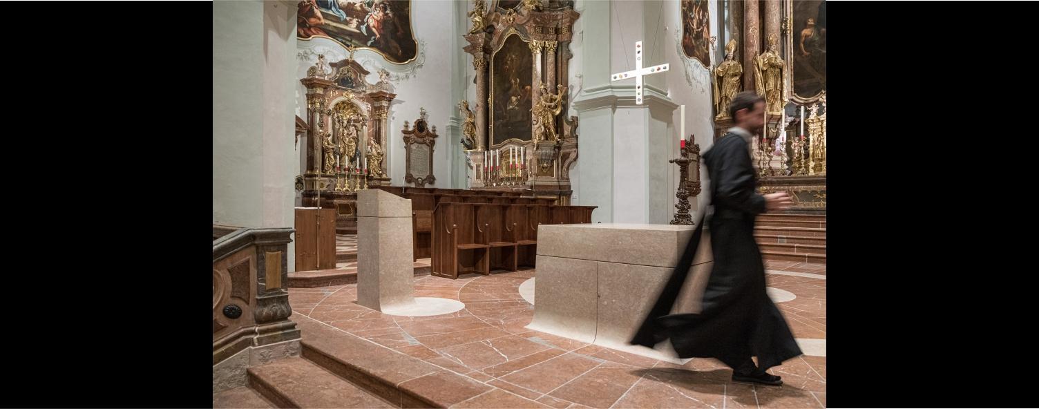 Kirche St. Peter Salzburg